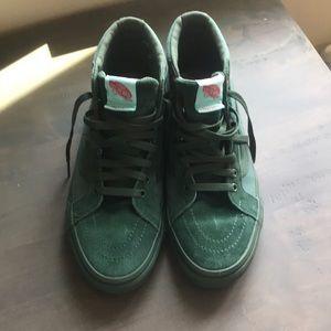 Vans x Hedley & Bennett Colab Shoes